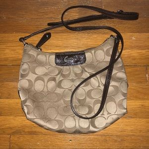 COACH DESIGNER CROSSBODY BAG
